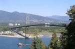 Lion's Gate Bridge Vancouver
