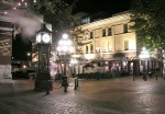 The Gastown Steam Clock Vancouver
