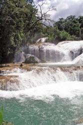 Cascadas Agua Azul Waterfalls