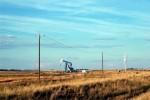 Oil Fields, Alberta