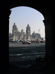 The Cathedral, Mexico City, DF