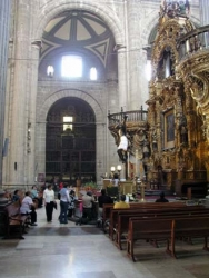 The Cathedral, DF, Mexico City