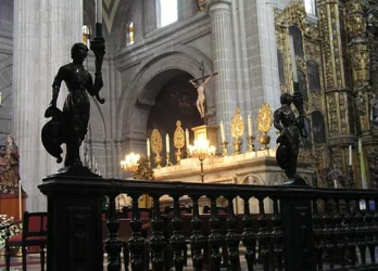 Cathedral, Mexico City, DF
