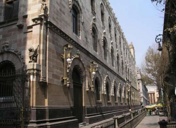 Post Office Building, Mexico City, DF