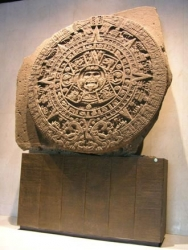 Stone of the Sun The National Museum of Anthropology, Mexico