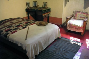 Trotsky's bed