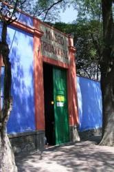 La Casa Azul, Frida Kahlo, DF
