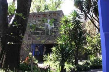 Frida Kahlo Museum, La Casa Azul, Mexico City, DF