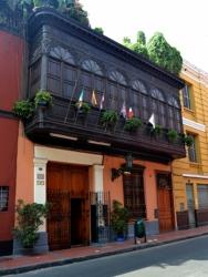 Hotel España Lima