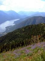Idaho Peak Lookout, Sandon