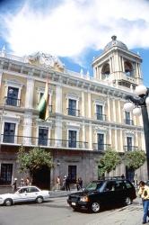 Palacio Legislativo - Legislative Palace