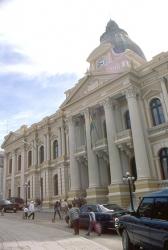 Palacio Congreso Nacional