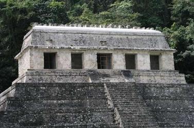 Templo de las Inscripciones - Temple of the Inscriptions
