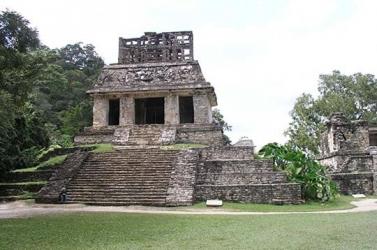 Templo del Sol - Temple of the Sun