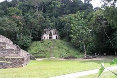 Templo de la Cruz Foliada - Temple of the Foliated Cross