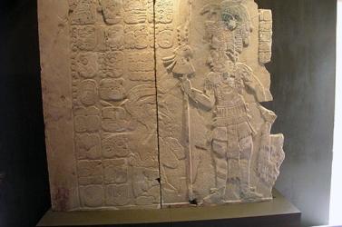 Tablero de los Guerreros - Tablet of the Warriors