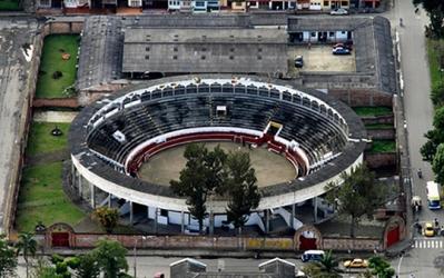 Plaza de Toros de Popayán
