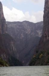 Cañón del Sumidero - Canyon of Sumidero
