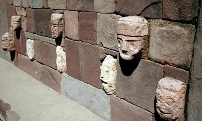 Tiahuanaco - Tiwanaku