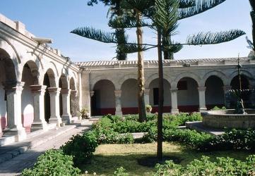 Convento de la Recoleta Arequipa