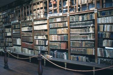 Biblioteca Monasterio de la Recoleta