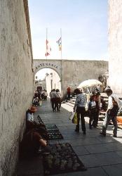 Calle Mercaderes, Paseo Peatonal Arequipa