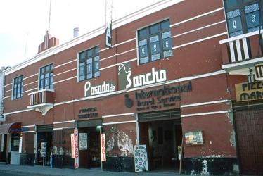 Posada Sancho Arequipa