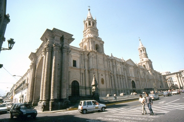 Catedral Arequipa