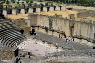 Amfiteatro Itálica Sevilla