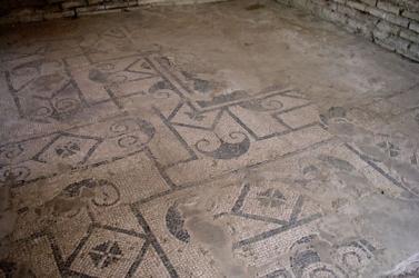 Mosaicos de Itálica Sevilla