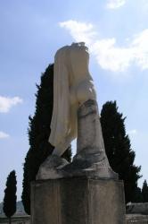 Trajan Statue Italica