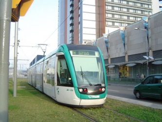 Tranvía, Barcelona, Catalunya