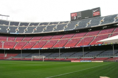 Camp Nou, F.C. Barcelona