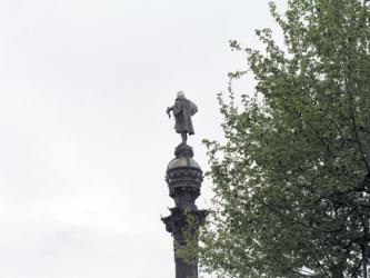 Estatua de Colon, Barcelona
