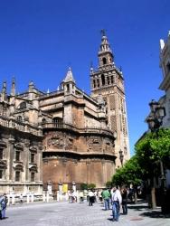 Catedral y La Giralda, Sevilla