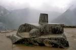Intiwatana (solar clock) Machu Pichu