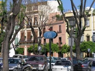 Plaza Ponce de Leon, Sevilla