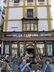 Terraza Cafetería, Sevilla