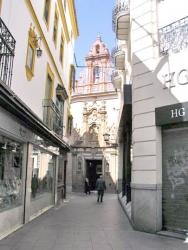 Calle de la Sierpe, Sevilla