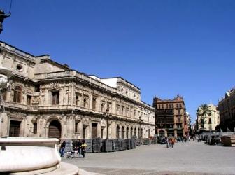 Ayuntamiento, Plaza San Francisco, Sevilla