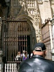Puerta de los Palos, Sevilla