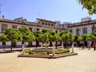 Plaza de las Banderas Sevilla