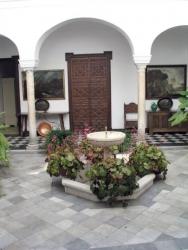 Patio con Fuente, Sevilla