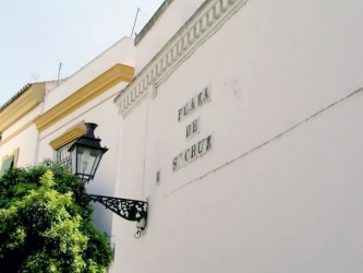 Plaza de Sta. Cruz, Sevilla