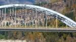 Trail Bridge BC